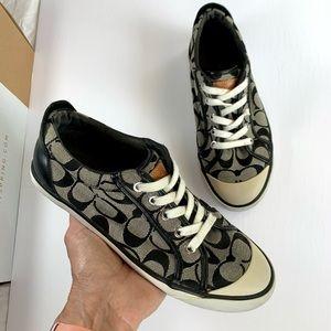 Coach Barette Sneakers Shoes Size 8